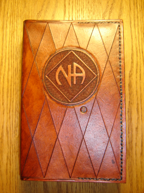 Narcotics Anonymous Book Covers